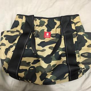 Bape Samsonite Tote Bag