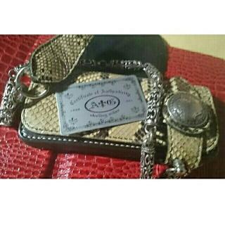 エーアンドジー(A&G)のA&G ウォレットチェーン 財布はオマケand meat(その他)