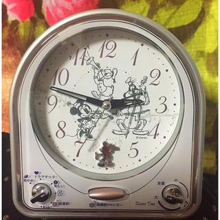 ディズニー(Disney)のDisney Time(時計)(置時計)