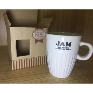 ナイキ(NIKE)の古着屋JAM 周年記念 マグカップ(グラス/カップ)