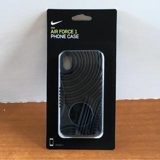 ナイキ(NIKE)の新品 アイフォンX 専用ケース ナイキ(iPhoneケース)