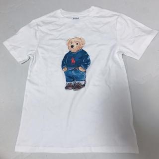 ポロラルフローレン(POLO RALPH LAUREN)の140 レディース可 ポロラルフローレン ポロベア Tシャツ(Tシャツ(半袖/袖なし))