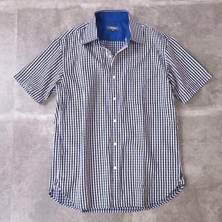 アレグリ(allegri)の状態良!allegri アレグリ ギンガムチェック半袖シャツ(シャツ)