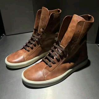 shimura様専用ページ リックオウエンス(長靴/レインシューズ)