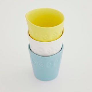 ミナペルホネン(mina perhonen)のミナペルホネン  コップ  ベビー キッズ(グラス/カップ)