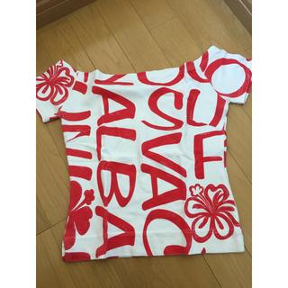 アルバローザ(ALBA ROSA)のアルバローザ オフショルT(Tシャツ(半袖/袖なし))