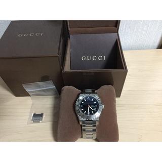 グッチ(Gucci)のGUCCI☆グッチ パンテオン ダイバーズ オ-トマチック自動巻き腕時計(腕時計(アナログ))