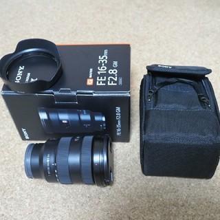 ソニー(SONY)のソニー FE 16-35mm F2.8 GM SEL1635GM (レンズ(ズーム))