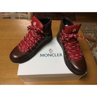 モンクレール(MONCLER)のモンクレール  マウンテン  ブーツ(ブーツ)