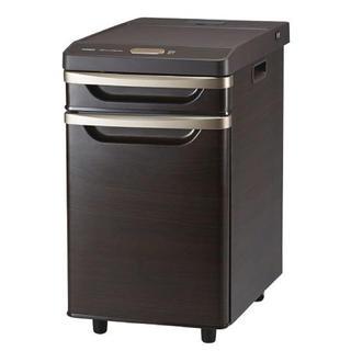 ベッドサイド冷蔵庫 HR-D282BR(冷蔵庫)