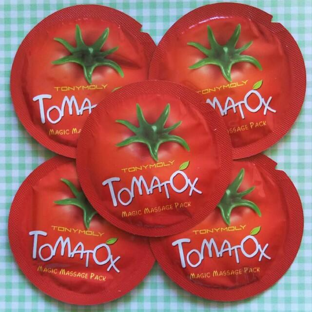 Carelage使い捨てマスク個包装,TONYMOLY-☆トマトックス☆の通販