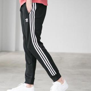 アディダス(adidas)のadidas トラックパンツ  L(ジャージ)