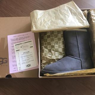 アグ(UGG)のアグ   クラシックショート ムートンブーツ  正規品(ブーツ)