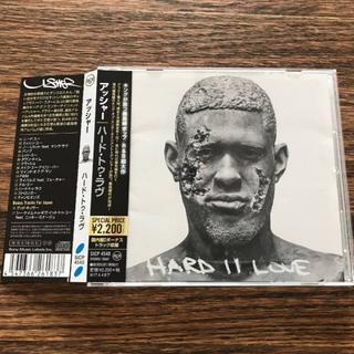 USHER / HARD II LOVE / 国内 / 送料無料(R&B/ソウル)