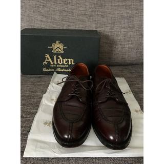 オールデン(Alden)のオールデン Alden 革靴(ドレス/ビジネス)