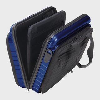 リモワ(RIMOWA)のゆかりん様専用!リモワRIMOWA ルフトハンザ 8L ボレロ バック ブルー (トラベルバッグ/スーツケース)