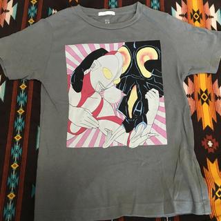 ジーユー(GU)のジーユー GU ウルトラマンTシャツ 110(Tシャツ/カットソー)