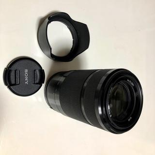ソニー(SONY)の★美品★ SONY E 55-210mm F4.5-6.3 OSS 望遠レンズ(レンズ(ズーム))