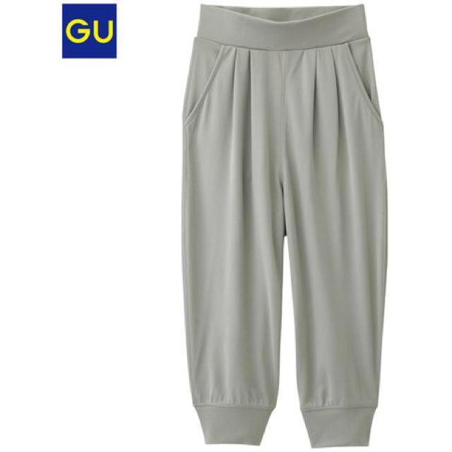 GU(ジーユー)のGU♡ヨガパンツ スポーツ/アウトドアのトレーニング/エクササイズ(ヨガ)の商品写真