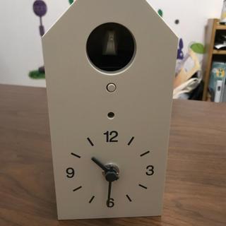 ムジルシリョウヒン(MUJI (無印良品))の無印良品 鳩時計(掛時計/柱時計)