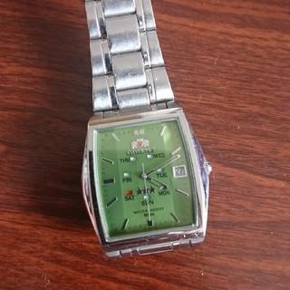 オリエント(ORIENT)のオリエント 手巻き 腕時計(腕時計)
