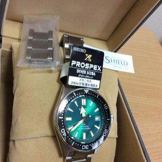 セイコー(SEIKO)のセイコー プロスペックス 限定 ファースト ダイバー 美品(腕時計(アナログ))