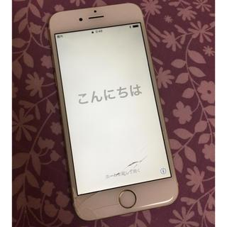 アップル(Apple)のiPhone6 gold docomo 値下げ交渉有り(スマートフォン本体)