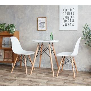 イームズ(EAMES)のイームズ 3点セット Eames カフェ(ダイニングテーブル)