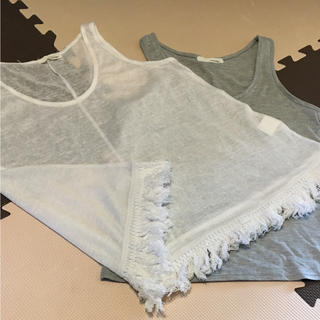 アフリカタロウ(AFRICATARO)のトップス(Tシャツ(半袖/袖なし))