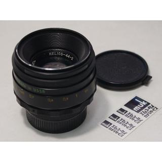 ソニー(SONY)のロシア製 ヘリオス44-2 58mmf2 M42オールドレンズ 87年(レンズ(単焦点))