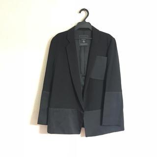 アディッションアデライデ(ADDITION ADELAIDE)のFADTHREE  デザインジャケット(ノーカラージャケット)