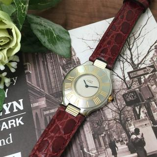 カルティエ(Cartier)の美品❤️Cartierヴィンテージ上品腕時計⌚️✨❤️(腕時計)