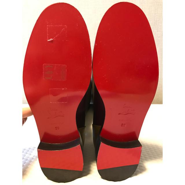 Christian Louboutin(クリスチャンルブタン)の【新品未使用】ルブタン 乗馬ブーツ Christian Louboutin レディースの靴/シューズ(ブーツ)の商品写真