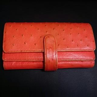 オーストリッチ(OSTRICH)のオーストリッチ長財布(財布)