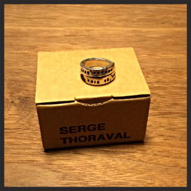 SERGE THORAVAL指輪 レディースのアクセサリー(リング(指輪))の商品写真