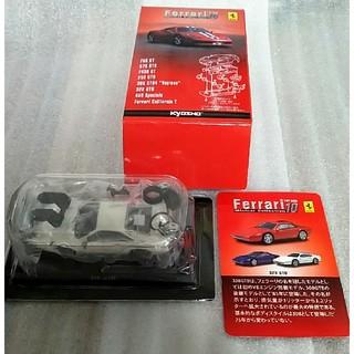 フェラーリ(Ferrari)の再値下げ 新品未組立 京商 フェラーリ FERRARI 328GTB ホワイト(ミニカー)