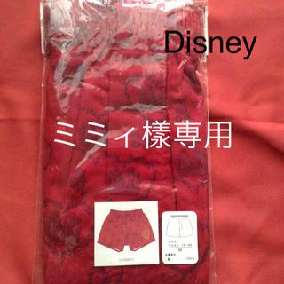 ディズニー(Disney)のディズニー シー Season of the Heart トランクス Mサイズ(トランクス)