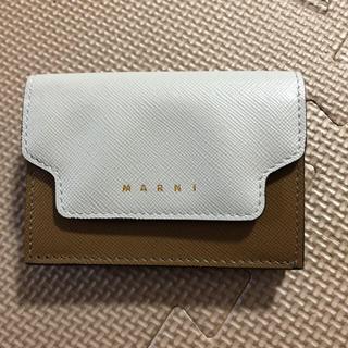 マルニ(Marni)のMARNI 三つ折り財布(折り財布)