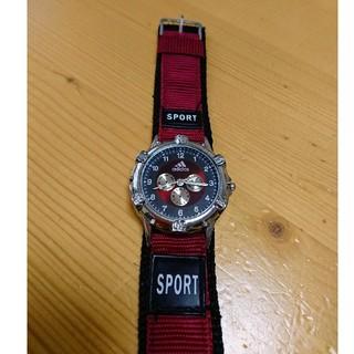 アディダス(adidas)の【中古】adidas SPORT 腕時計(腕時計(アナログ))
