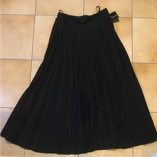 キュービーシー(q.b.c)のヒロココシノプリーツスカート ショップチャンネル(ロングスカート)