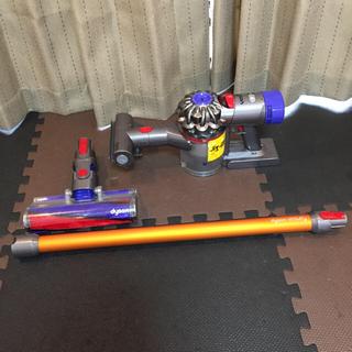 ダイソン(Dyson)のダイソン V8 fluffy コードレス掃除機(掃除機)