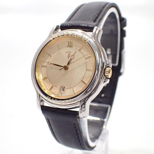 Trussardi(トラサルディ)のA647 TRUSSARDI TR-2017 デイト 生活防水 レディース レディースのファッション小物(腕時計)の商品写真
