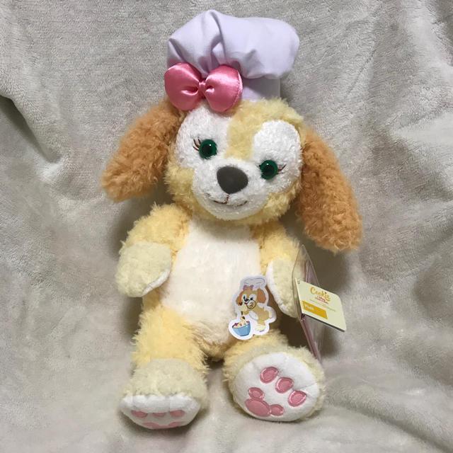 Disney(ディズニー)の新品クッキー ぬいぐるみS ③ エンタメ/ホビーのおもちゃ/ぬいぐるみ(ぬいぐるみ)の商品写真