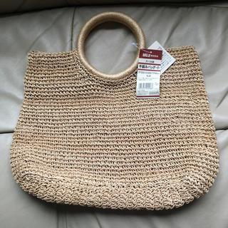 ムジルシリョウヒン(MUJI (無印良品))の無印良品   かごバッグ(かごバッグ/ストローバッグ)