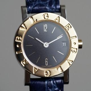 4103c7a189f7 ブルガリ(BVLGARI)の美品 ブルガリ ブルガリ BB23 18Kゴールドベゼル コンビ レディース(