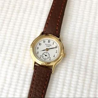 アルバ(ALBA)のSEIKO ALBA SUCCESS スモセコ付 レディースクォーツ腕時計(腕時計)