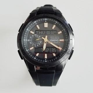 CASIO - CASIO 電波ソーラー時計 WVA-M650B-1A2JF