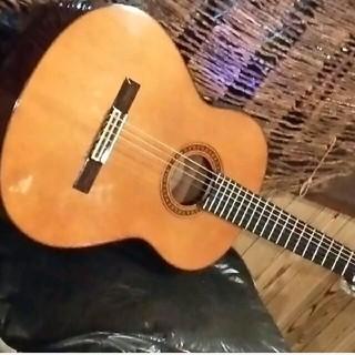 YAMAHA CG-120A(エレアコ仕様)(クラシックギター)