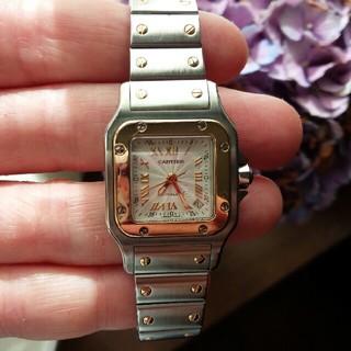 カルティエ(Cartier)のCartier サントス 時計 (腕時計)