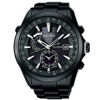 セイコー(SEIKO)の【超美品】SEIKOアストロン ブライトチタンモデルSBXA007(腕時計(アナログ))